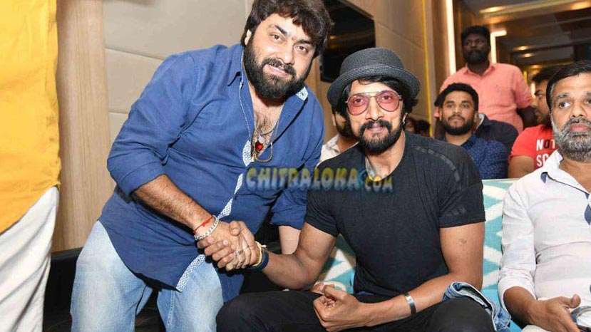 content is king says kiccha sudeep