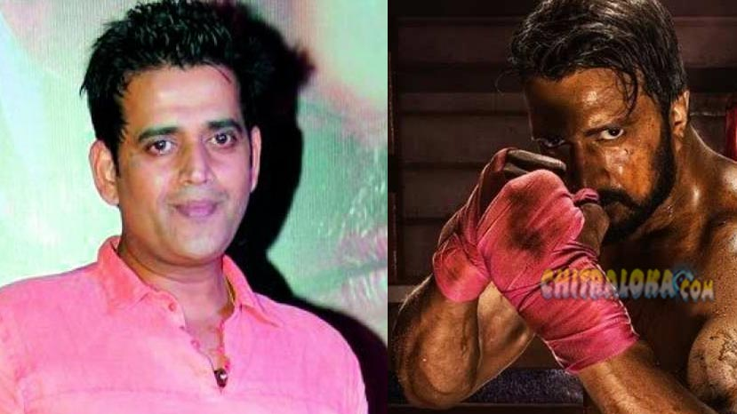 ravi kishan to dub for sudeep in bhojpuri for pailwan