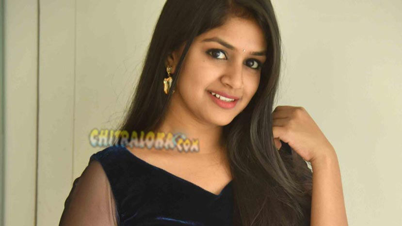 sanjana ananda eyes for hit with chemistry of kariyappa