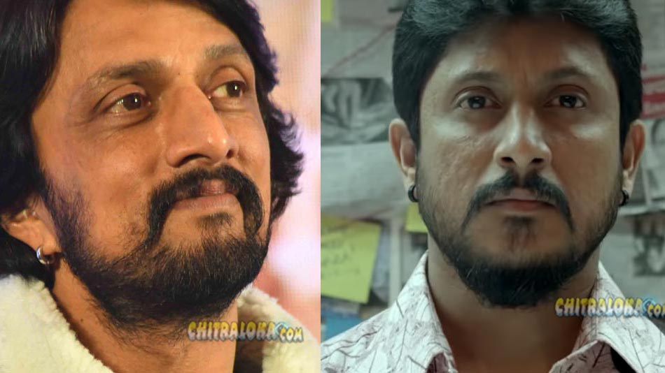 sudeep to sing in krishna talkies