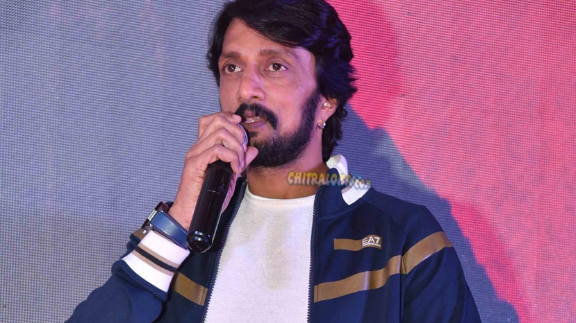 sudeep remebers who helped him in diffucult times