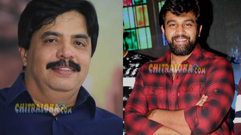 tr chandrashekar's new film with chiru sarja