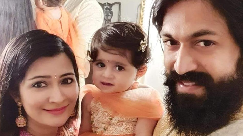 yash and radhika pandit blessed with baby boy