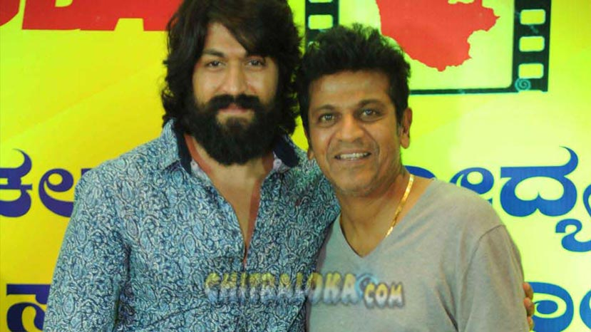 will shivarajkumar replace yash in rana