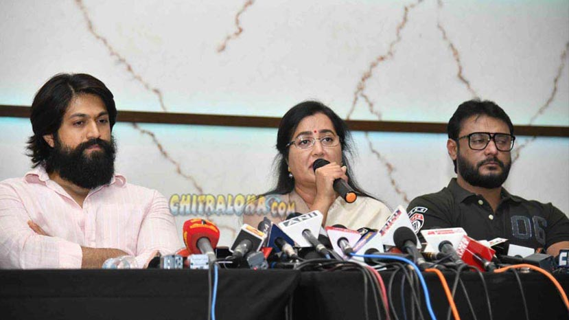 sumalatha gets double power support