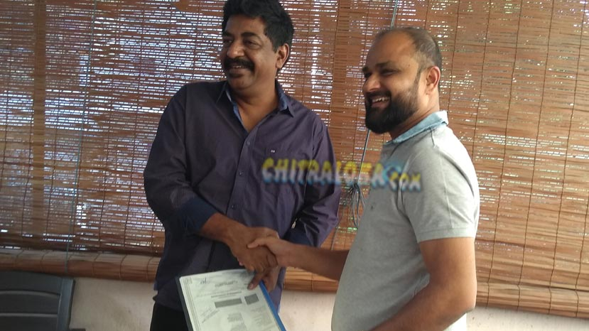 yogaraj bhat and shashank to produeca a movie titled seere