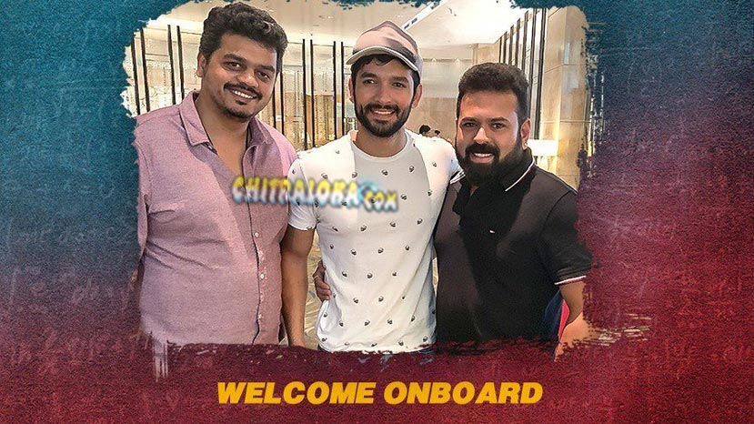 diganth jons yuvaratna team