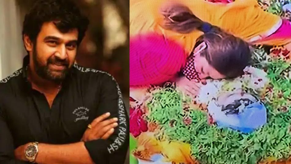 chiranjeevi sarja's final rights at dhruva sarja's farm house