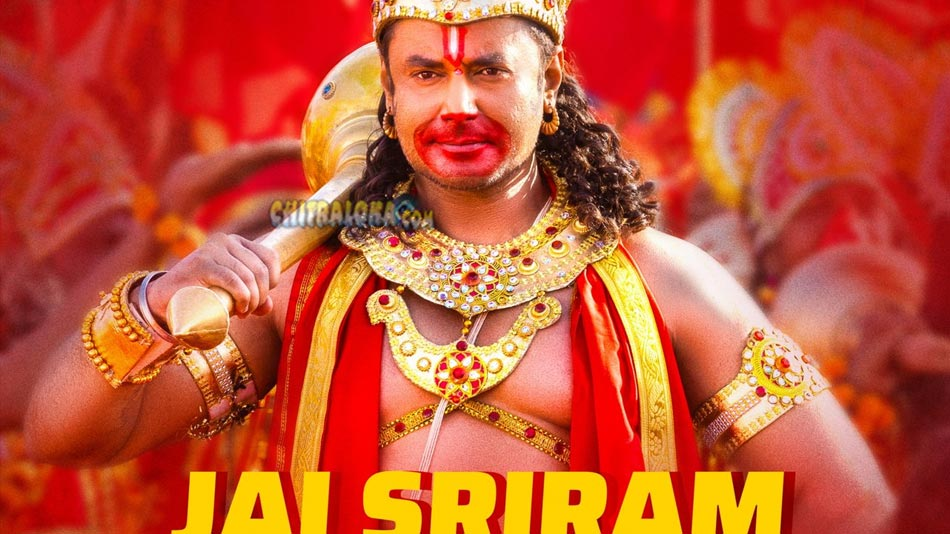 roberrt's jai shri ram is winning hearts