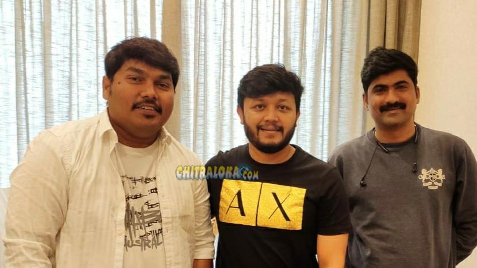 Ganesh To Start Shooting Gor 'Triple Riding' From October