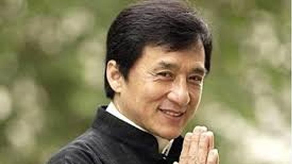jackie chan dismisses rumors about him