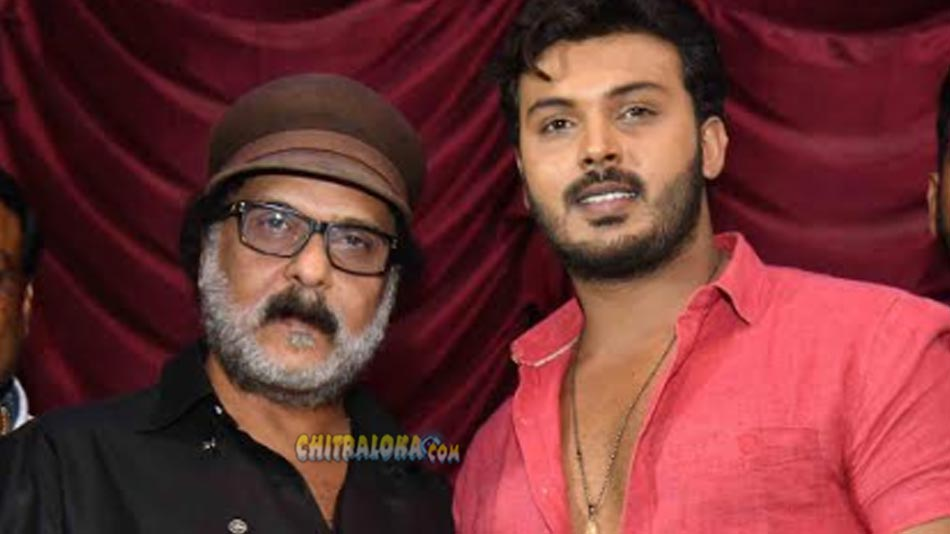 ravichandran talks about son manuranjana's onscreen kissing