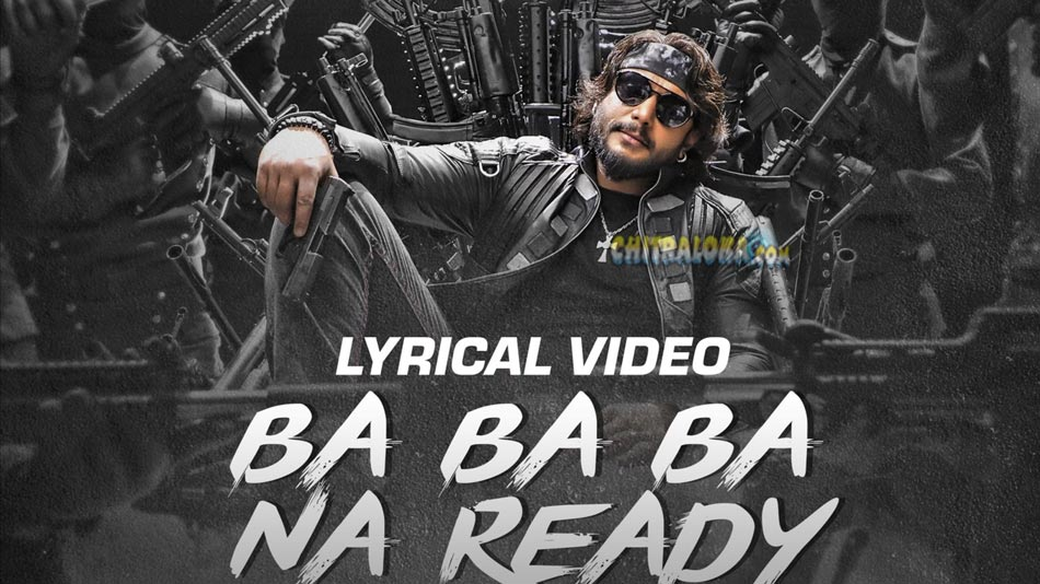 roberrt;s first single ba ba ba na ready out