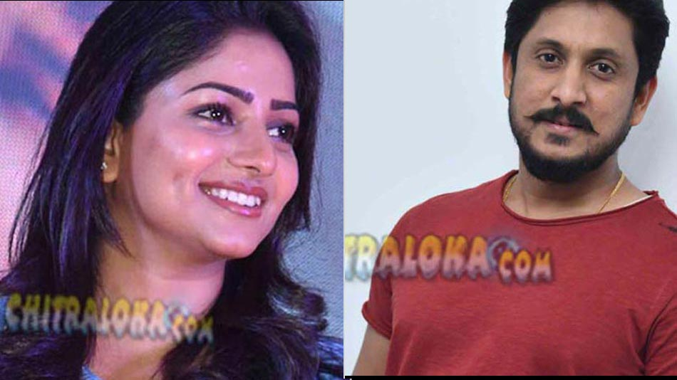 Ajay Rao And Rachita Ram Pair Up For 'I Love You Rachchu'