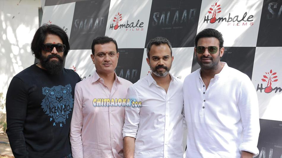 Another PAN Indian Film From Hombale Films Launched