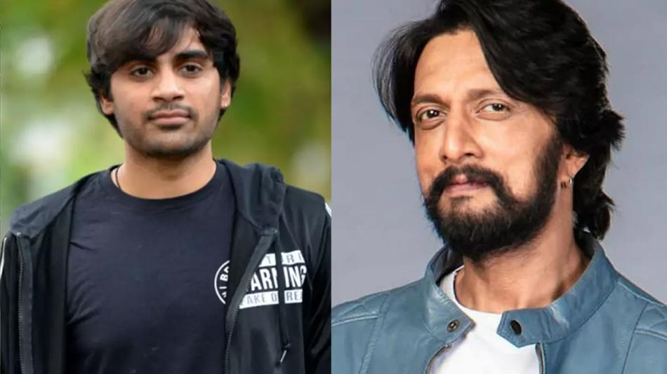 Sudeep To Collaborate With 'Saaho' Director Sujeeth?