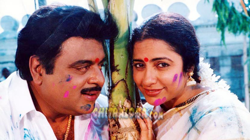 ambarish suhasini team up again
