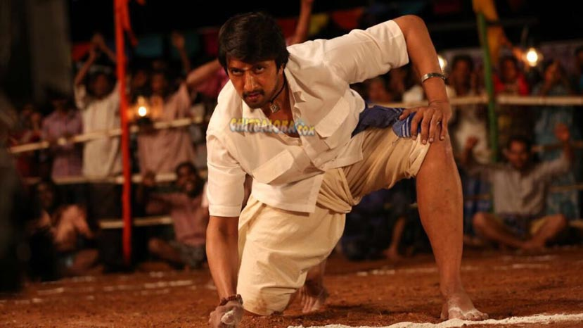 sudeep's schedule completed for ambi ninge vaisaitho