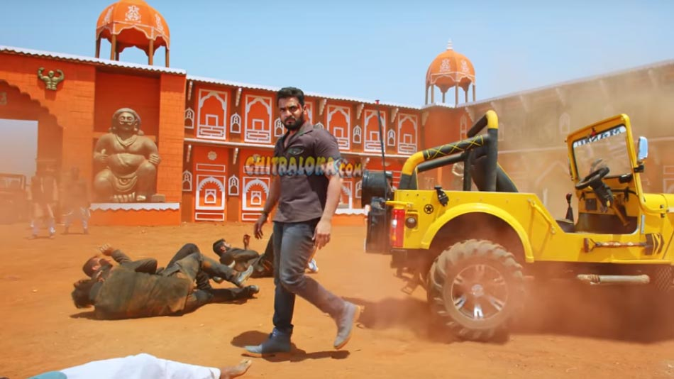 bharaate trailer released