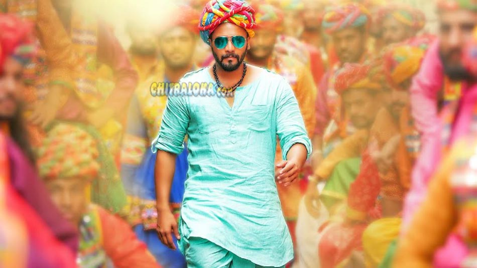 srimurali's different avatr in bharaate