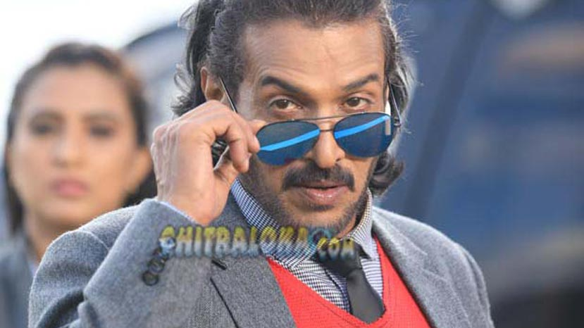 upendra received dfferent reactions