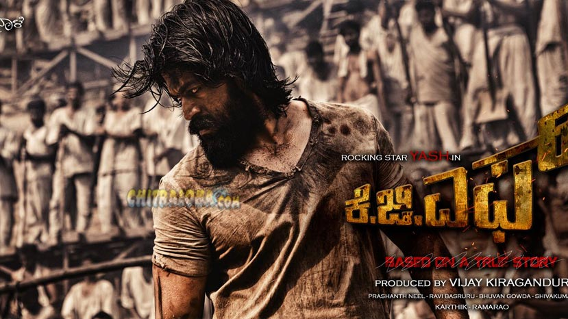KGF Chapter 2 Final Shooting Starts