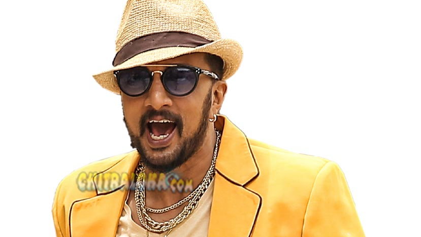 sudeep in kotigobba 2 movie