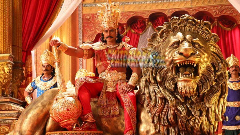 kurukshetra first day collections is 10 crores`
