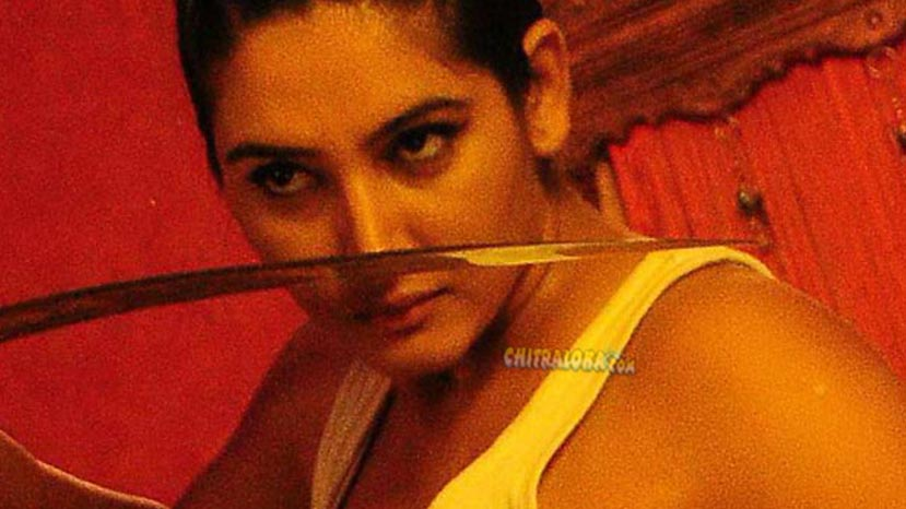 ragini will be terror girl