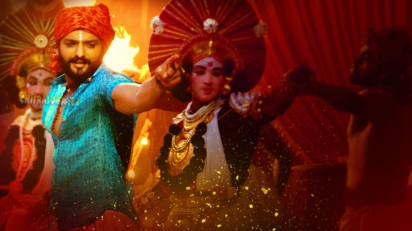 rajaratha's munde banni song is hit