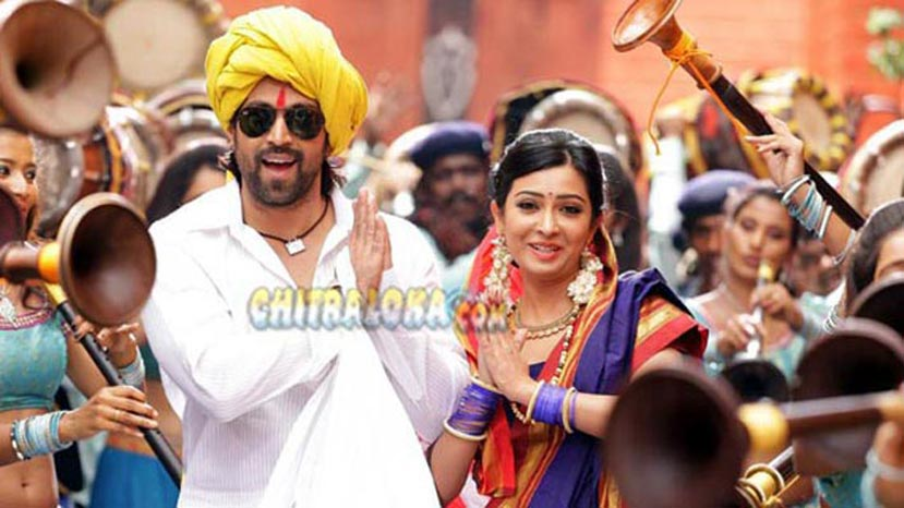mr and mrs ramachari image