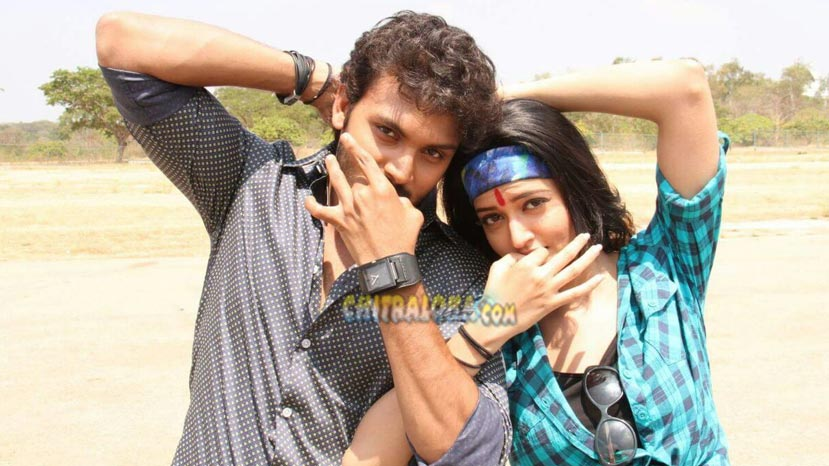 saheba movie still