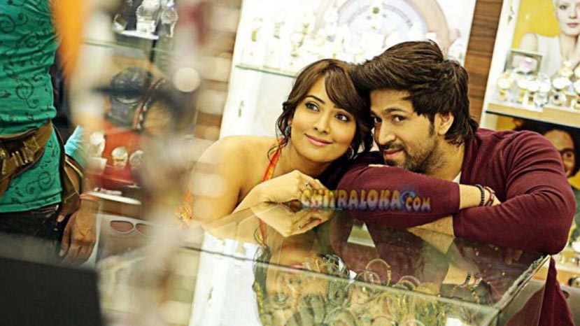 santhu straight forward movie image