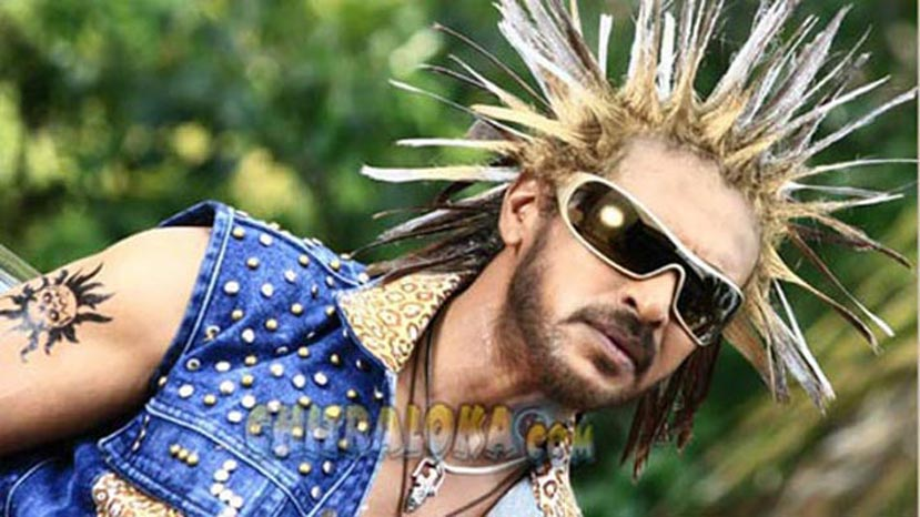 Upendra In Super Award is a Big Encoura...