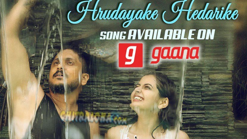 hrudaya hedarike song creates craze